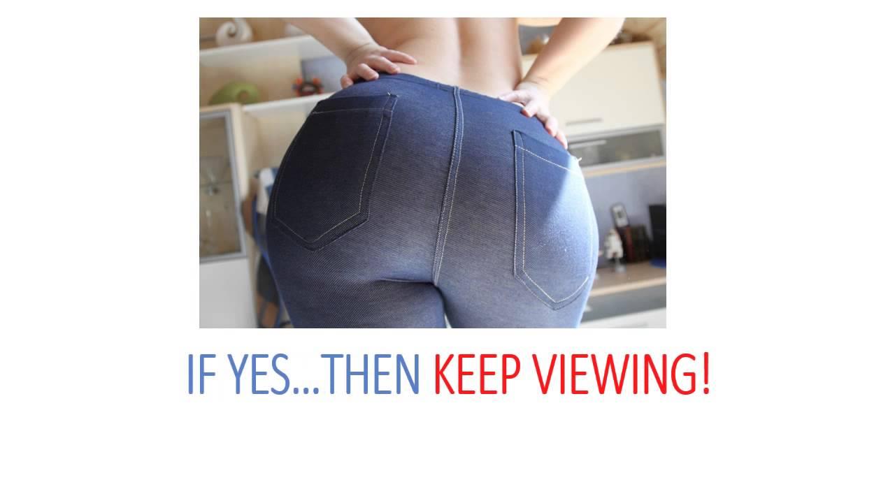Does sex make a girls butt bigger