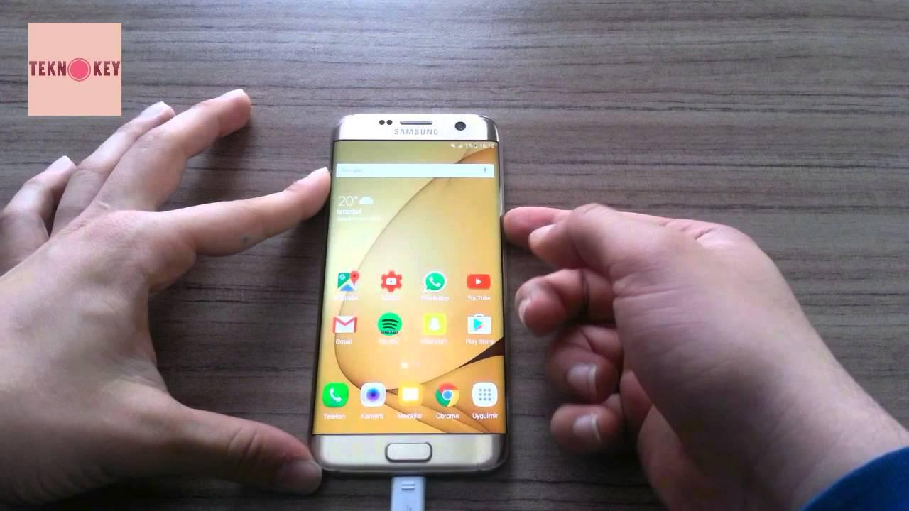 Samsung Galaxy S7 Testi