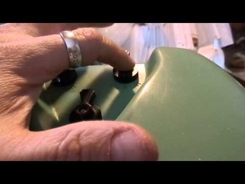Rising Phoenix Antiques Vintage Hamilton Beach 40dm Malt Mixer Machine Appliance