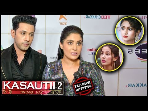 Kasautii Zindagii Kay 2 Cast ANGRY REACTION On Hina Parth And Erica FIGHT