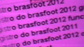 Registro do brasfoot 2012 do gui