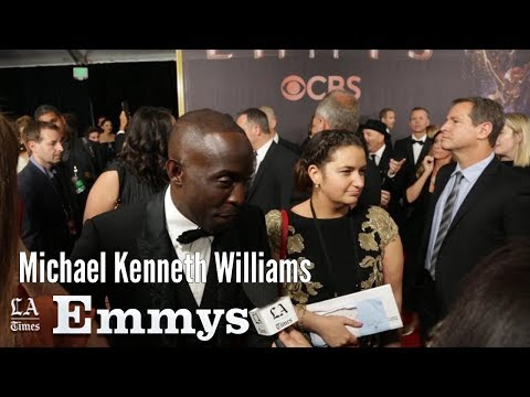 Emmys 2017: Michael Kenneth Williams | Los Angeles Times