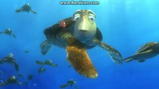 Finding Nemo Marlin Meets Crush