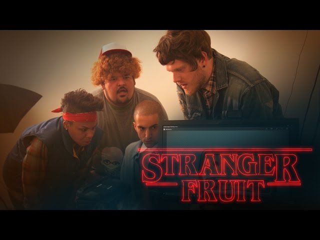 Stranger things porn parody