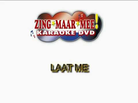 Ramses Shaffy Laat Me Karaoke Lyrics Youtube