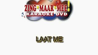 Ramses Shaffy   Laat Me ( Karaoke ) Lyrics