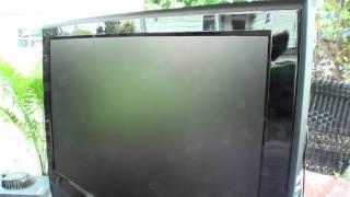 LCD TV won't turn on? Idiot proof fix.