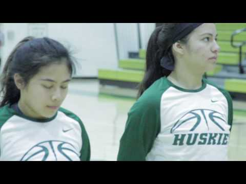 SWEET 16 - 2016-17 EAST LOS ANGELES COLLEGE LADY HUSKIES BASKETBALL