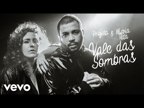Смотреть клип Projota, Maria Rita - Vale Das Sombras