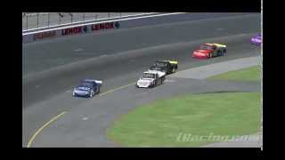 Hot Pass: Bizarre moments during ASRS race at New Hampshire