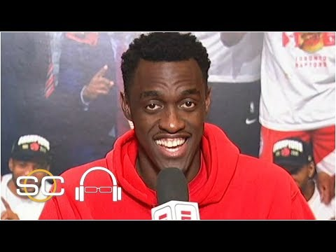 Pascal Siakam is excited to be an All Star but wishes he could share it with his dad | SC with SVP