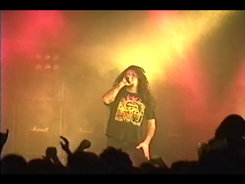 Testament - Hollywood, California 27 Nov 1992