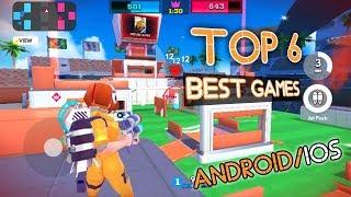 Top 6 Best Games 2018 Android/IOS(Offline)