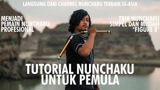 Tutorial Bermain Nunchaku Untuk Pemula | Figure 8 | Karate, Silat, Taekwondo, Kungfu, Dll masuk!