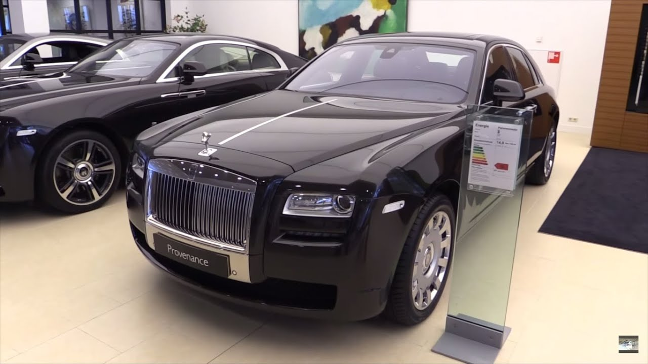 rolls royce ghost 2016 in depth review interior exterior youtube. Black Bedroom Furniture Sets. Home Design Ideas