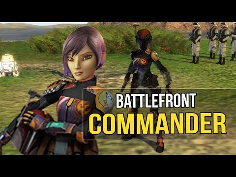 Star Wars Battlefront Commander - Rebel Alliance First Look