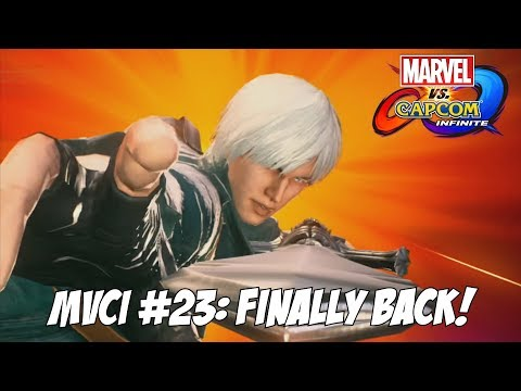 Marvel Vs Capcom Infinite #23: Finally back![Xbox One]