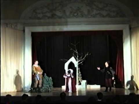Latinovits Zoltán Diákszínpad 1992. Shakespeare : Vízkereszt