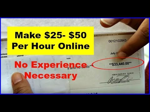 How to Make Money On The Internet 2018 - How to Make Money Online Fast! No Experience Necessary!