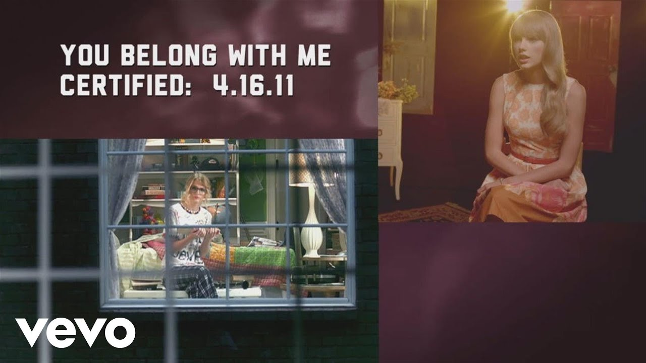 VEVOCertified, Pt. 5: You Belong With Me (Taylor Comment...
