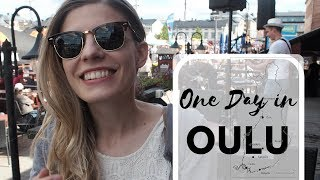 One day in Oulu // Annika Nen Travel Vlog