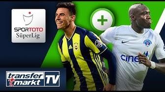 Neue Marktwerte in der türkischen Süper Lig | TRANSFERMARKT