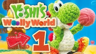 Thumbnail für das Yoshi's Woolly World Let's Play