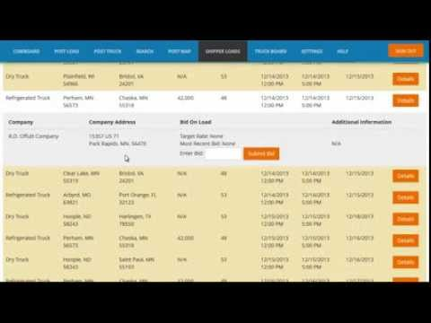 How To Find Direct Shipper Loads - YouTube