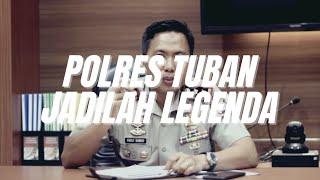 Video Lipsync Polres Tuban: Jadilah Legenda download MP3, 3GP, MP4, WEBM, AVI, FLV Desember 2017