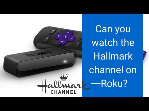 Can You Watch The Hallmark Channel On Roku?
