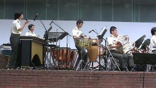 """[吹奏楽] Quincy Jones """"Big Band Bossa Nova"""" - 陸上自衛隊東部方面音楽隊"""