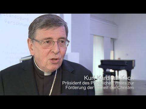 COMMUNIO- Preis 2016 geht an Kurt Kardinal Koch