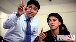 Vídeo institucional - Universidad María Auxiliadora
