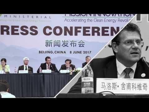 Clean Energy Ministerial Mission Innovation Summit, Beijing