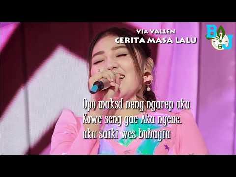 Cerita Masa Lalu - Via Vallen (Cover Lagu 2019)