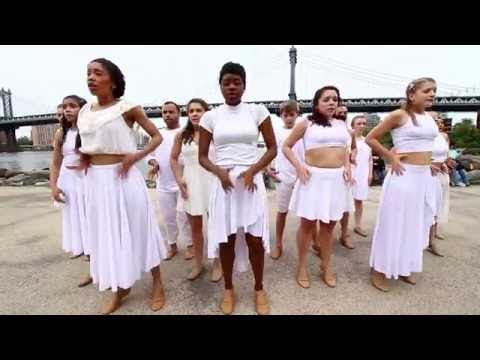"""James Fortune - """"Identity"""" - Choreographed by Ashley Rich"""