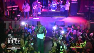 Tarrus Riley Live in Concert pt2