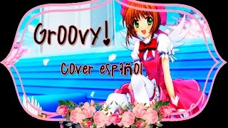 Download 【Sakura Card Captor ED】 Groovy! (TV Size) •• Cover Español •• « Shuly » MP3 song and Music Video