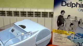 Ингалятор компрессорный ДЕЛЬФИН Flaem Nuova - Ваше Здоровье(, 2014-03-07T17:39:42.000Z)