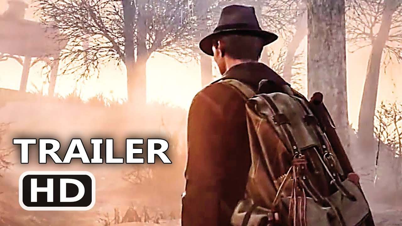 PS4 - The Sinking City: Weather Trailer (2018)