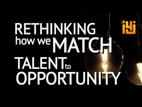 Matching Talent to Opportunity • I4J Washington