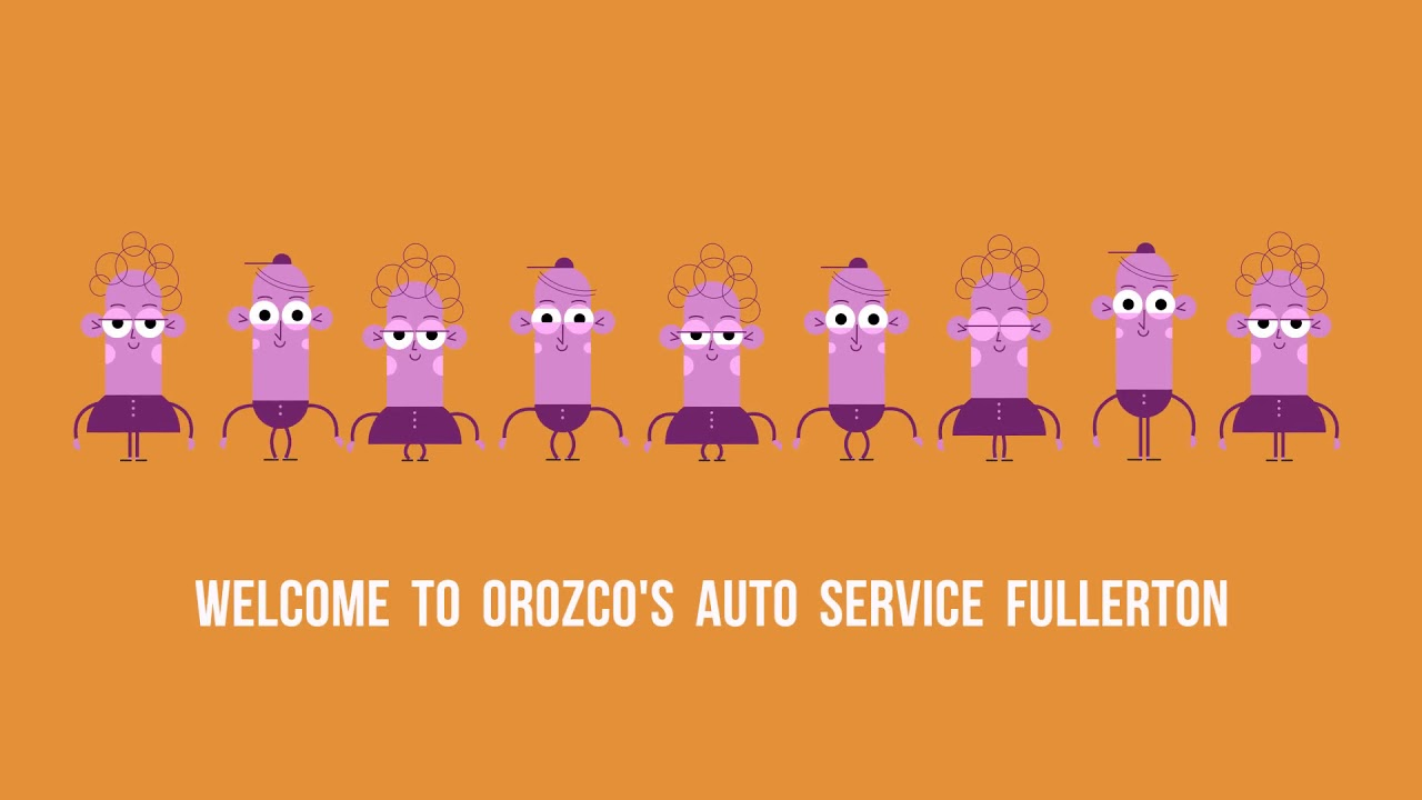 Orozco's Auto Maintenance in Fullerton