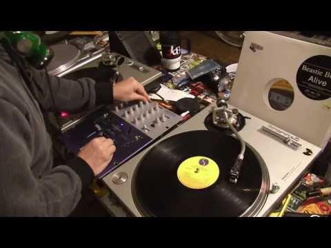 Funk Hip hop vinyl mix - San Francisco