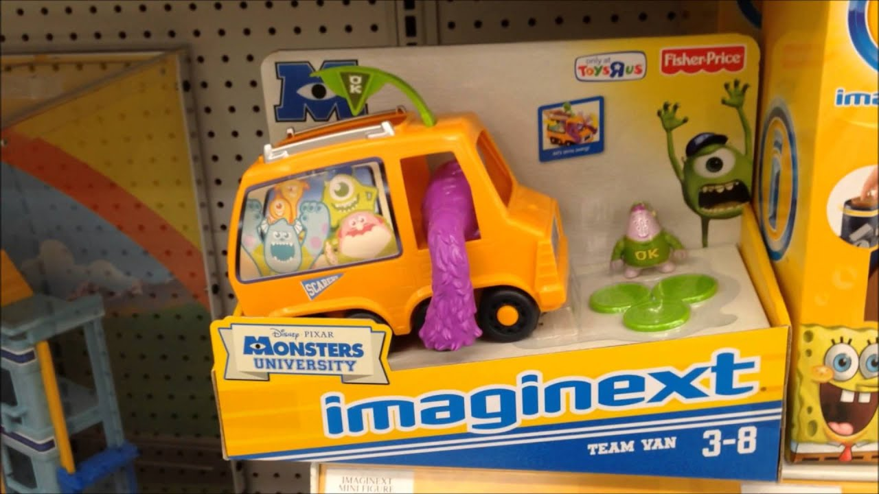 Imaginext Toys Only At Toys R Us Youtube