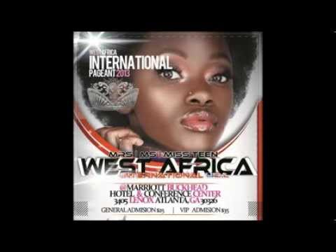 West Africa Intl Pagent