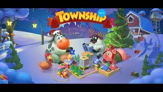 ТАУНШИП город и ферма #557  Знакомство с моим городом  Игровое видео