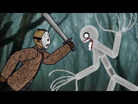 Jason vs The Rake