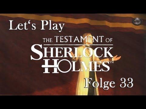 [LP] Das Testament des Sherlock Holmes: Folge 33 - Die Prinzen-Rolle (PC - Deutsch)