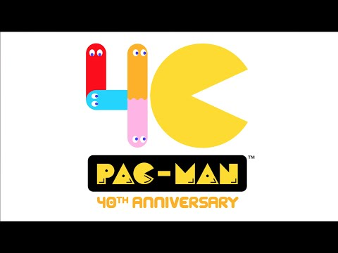 Celebrate Pac-Man's 40th Anniversary – Join the Pac