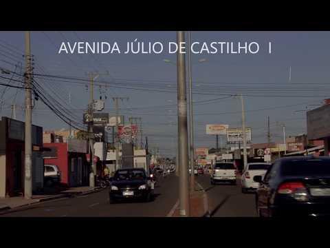 Avenida Júlio De Castilho, Campo Grande / MS - Parte 1